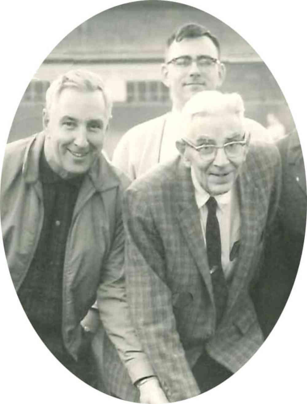 Craig, Ward, and Mike McLanahan