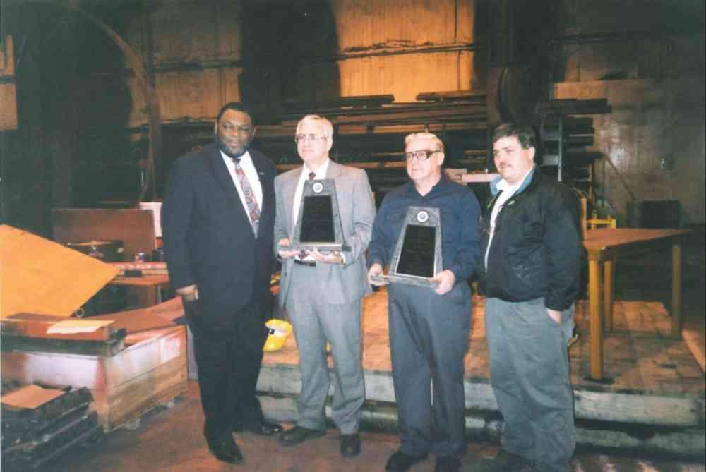 Govenors Safety Award