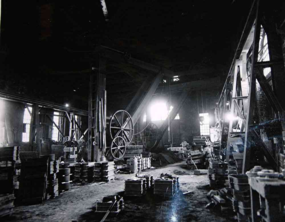 1876: McLanahan Historic Foundry