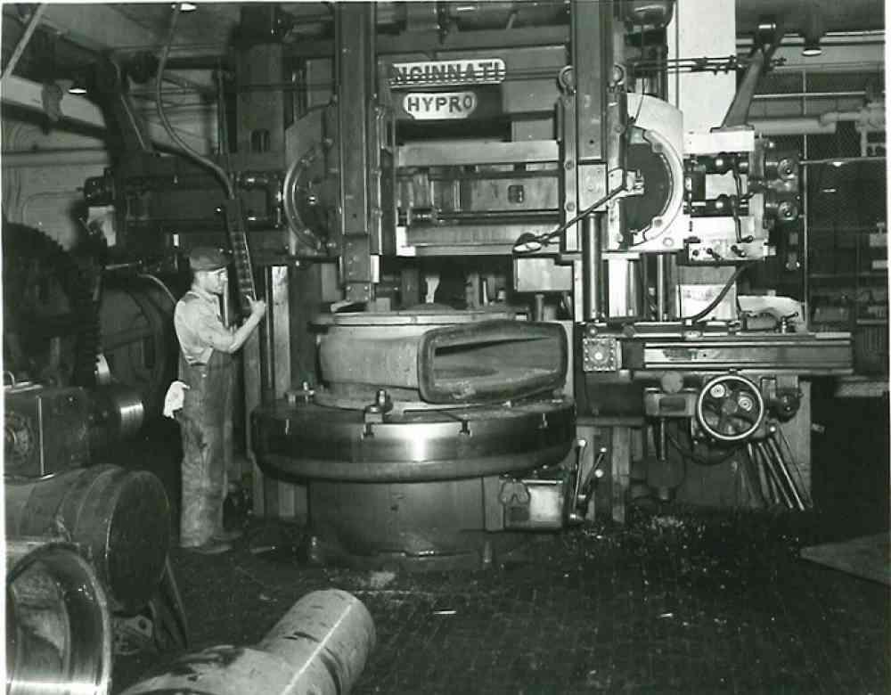 1881: McLanahan Historic Machining