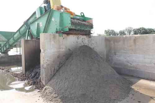 The Importance of Drier Bedding Sand