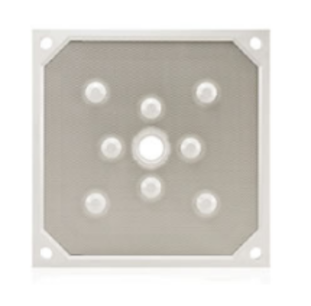 Recessed Plate