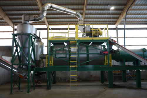 Manure Bedding Dryers