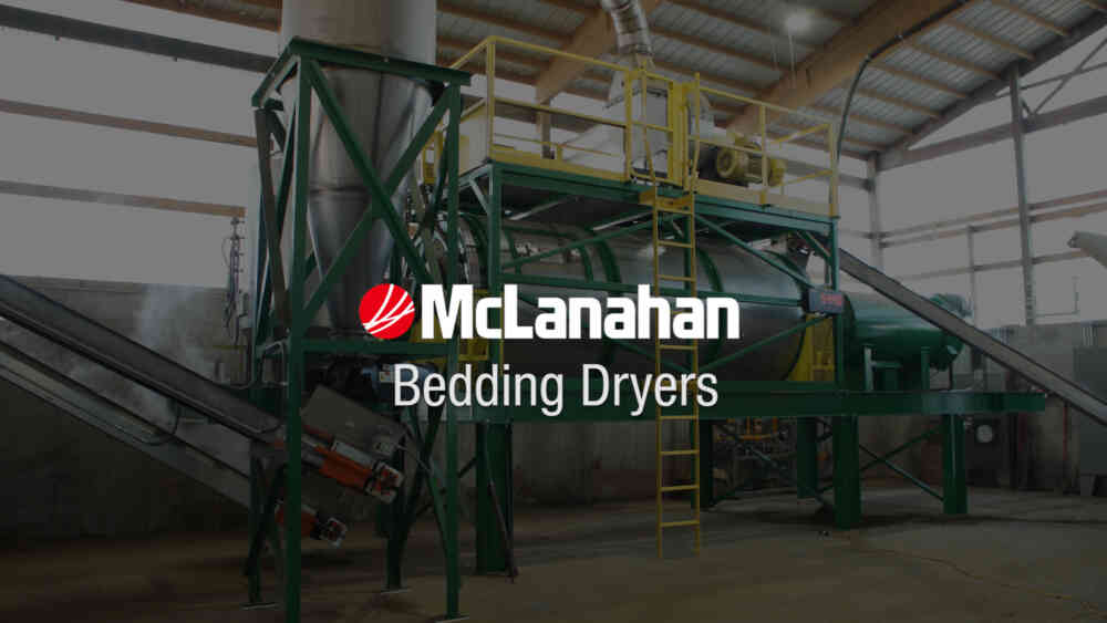 Ag Bedding Dryer Video Thumbnail