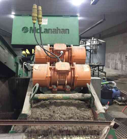 Agricultural Sand Dewatering Screens