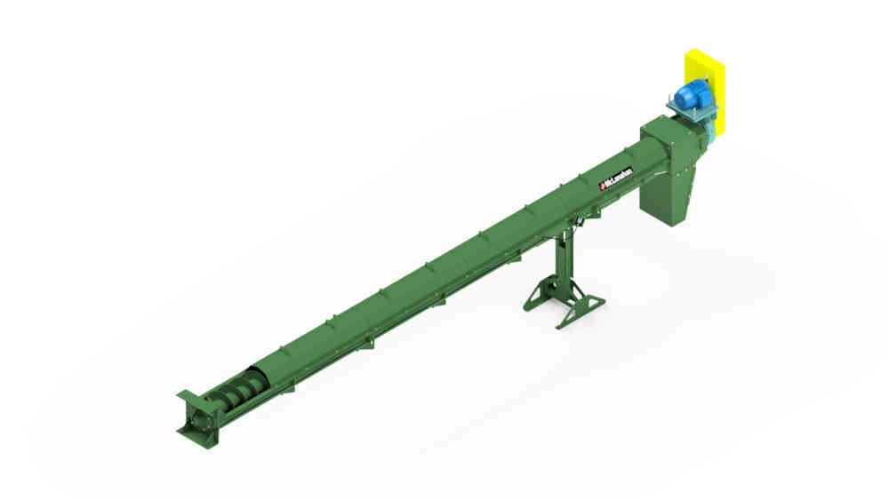 Manure Augers