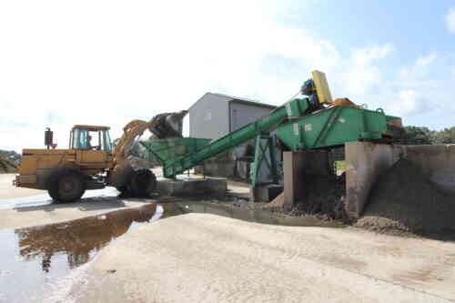 Sand Recycling Program featured