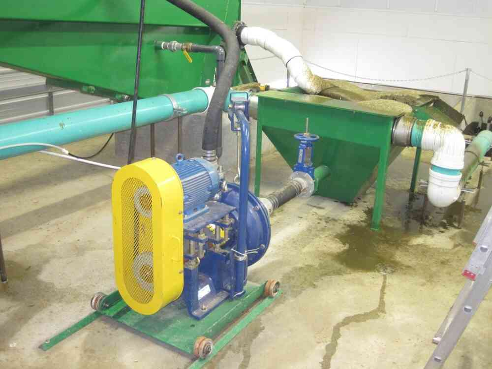 Sand Laden Manure Pump 3