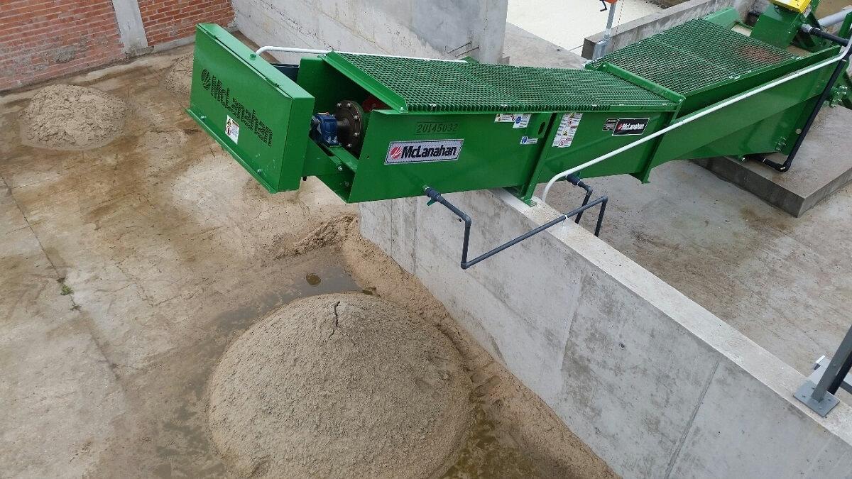 Sand Manure Separator 4