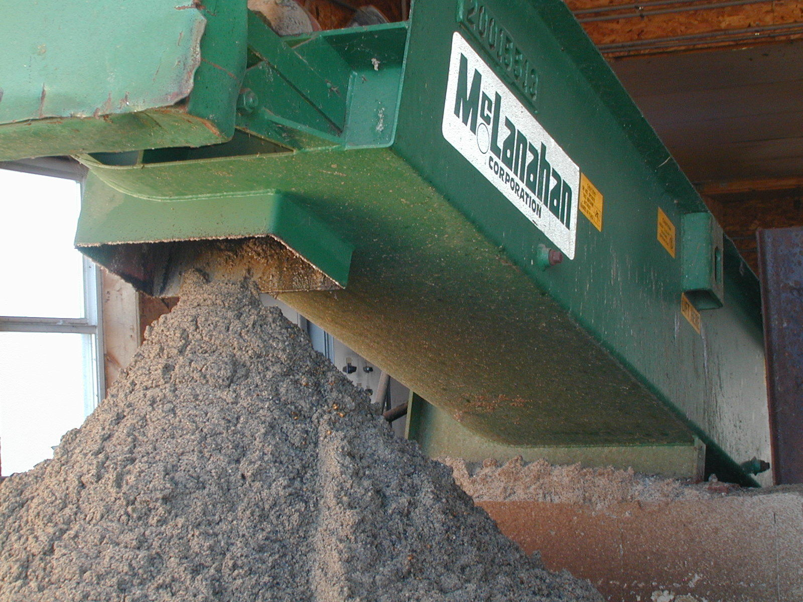 Sand Manure Separator 7