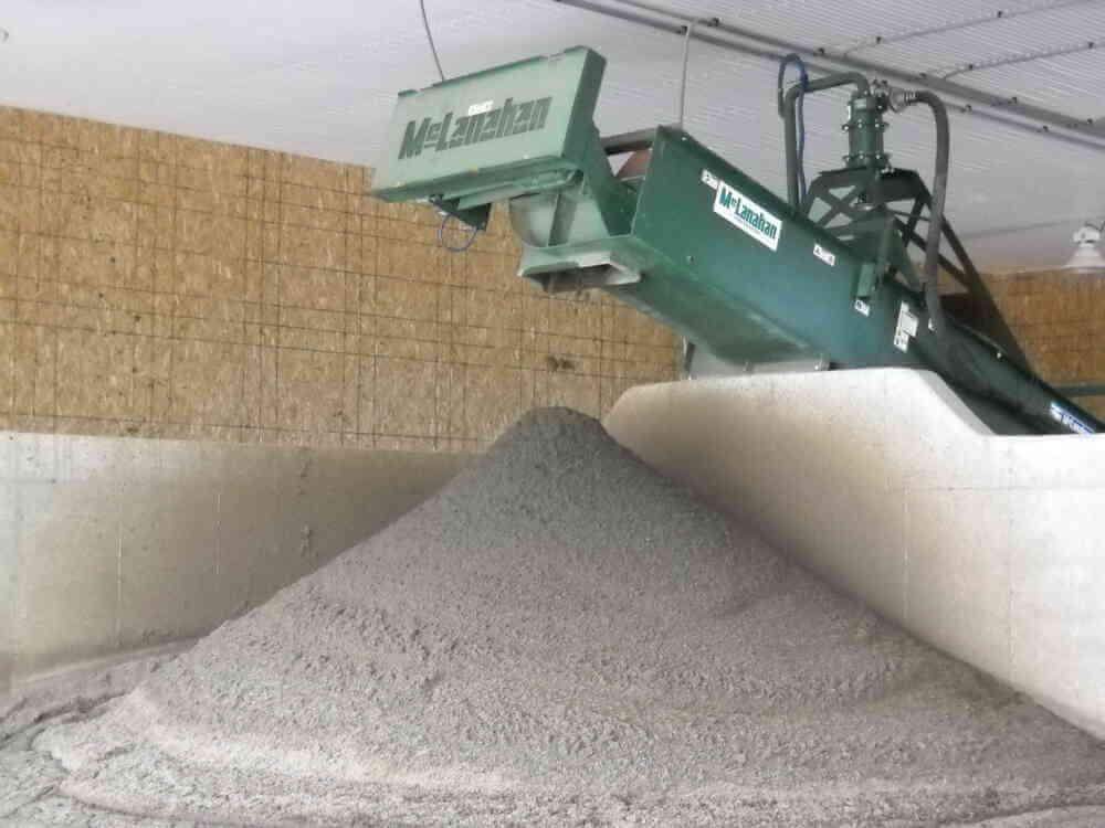 Sand Separation