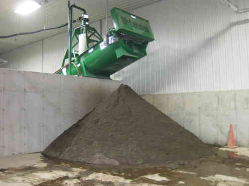 The Evolution of Sand-Manure Separation For Dairy Cow Bedding