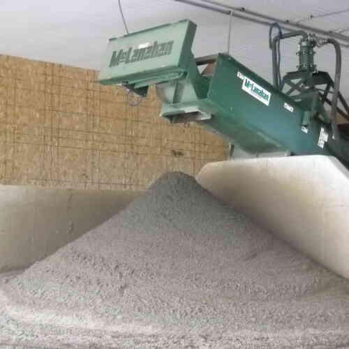 Sistema de separación de arena