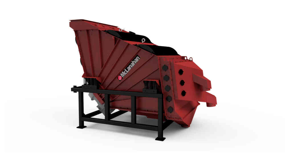 McLanahan MD Vibratory Screen