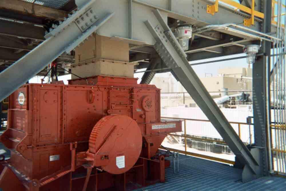 Hammermill Crusher