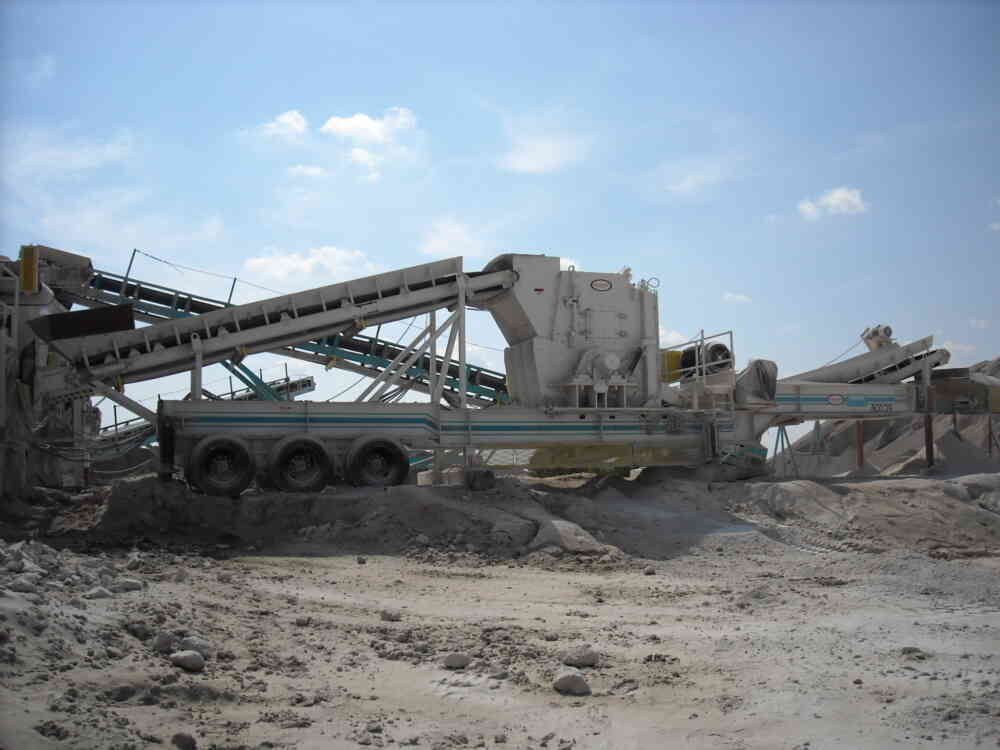 NGS Impact Crusher