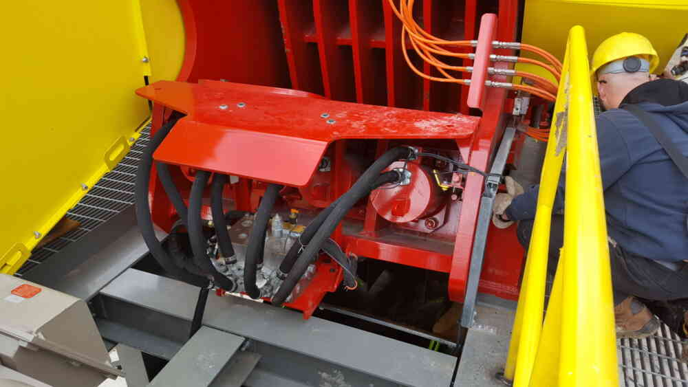 Freedom Series Jaw Crusher