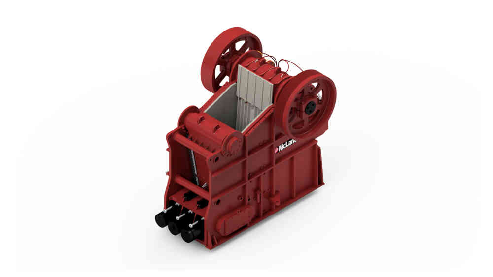 Mc Lanahan Freedom Series Jaw Crusher