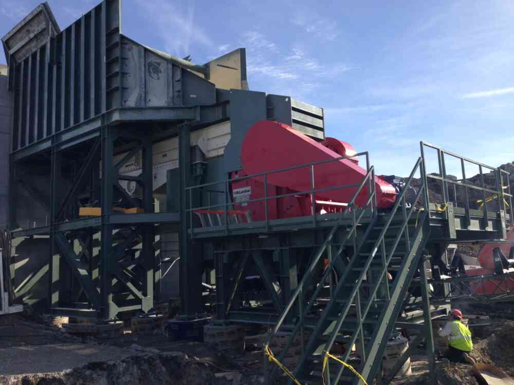 Universal Jaw Crusher