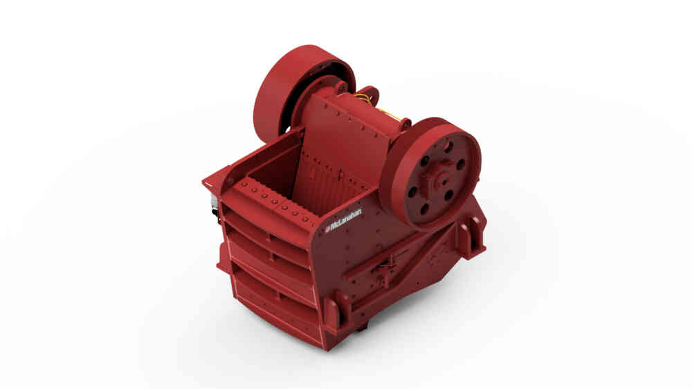 Mc Lanahan Universal Jaw Crusher