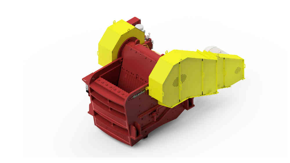 Mc Lanahan Jaw Crusher