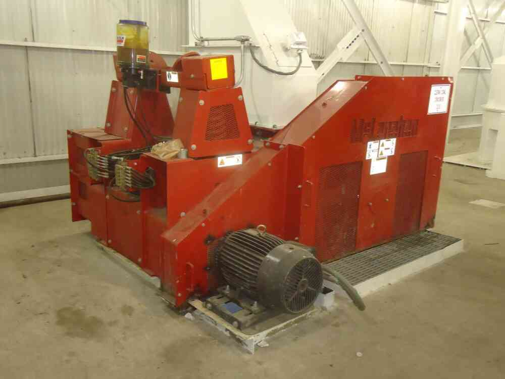 Double Roll Crusher 8
