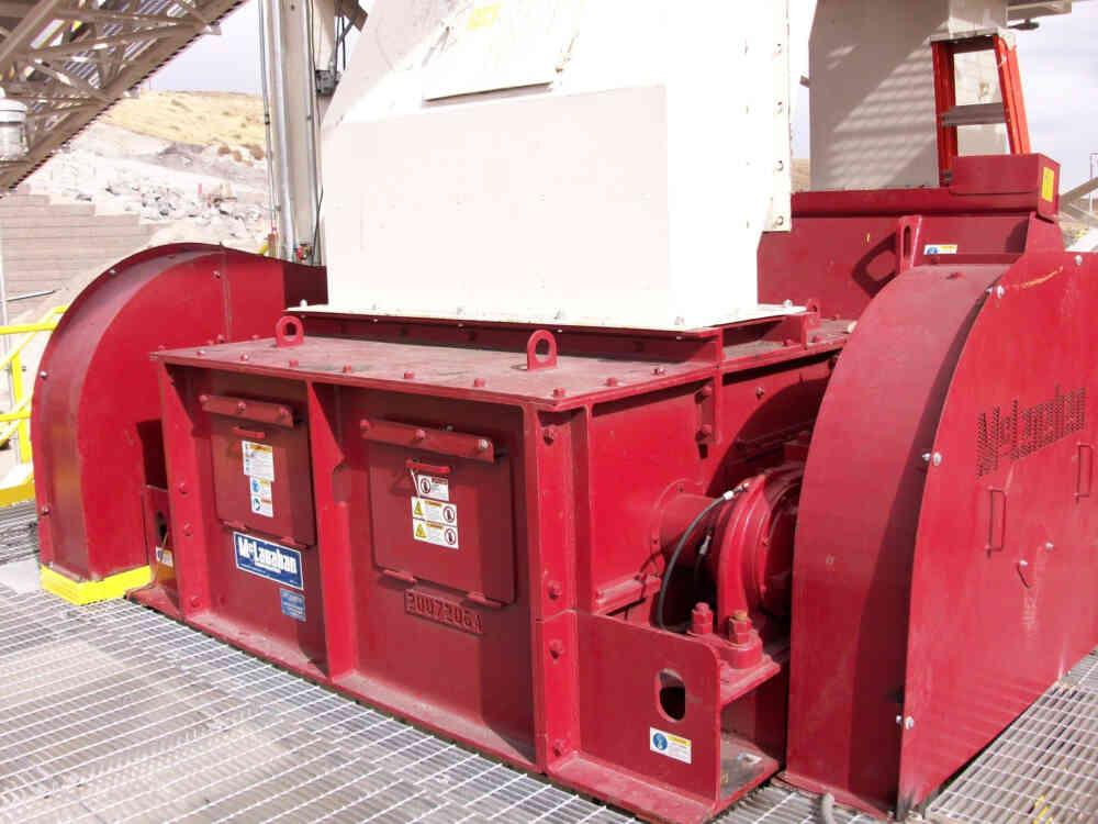 Double Roll Crusher 7