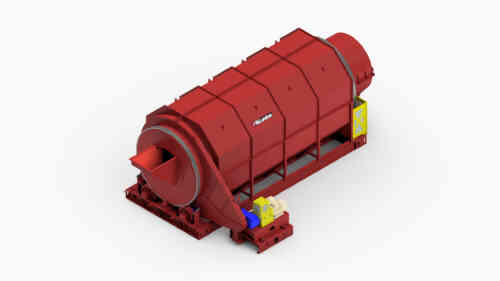 Heavy-Duty Rotary Breakers
