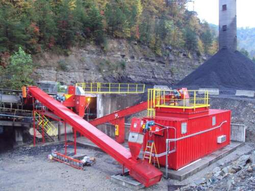 Two Stage System at James River Coal Leatherwood
