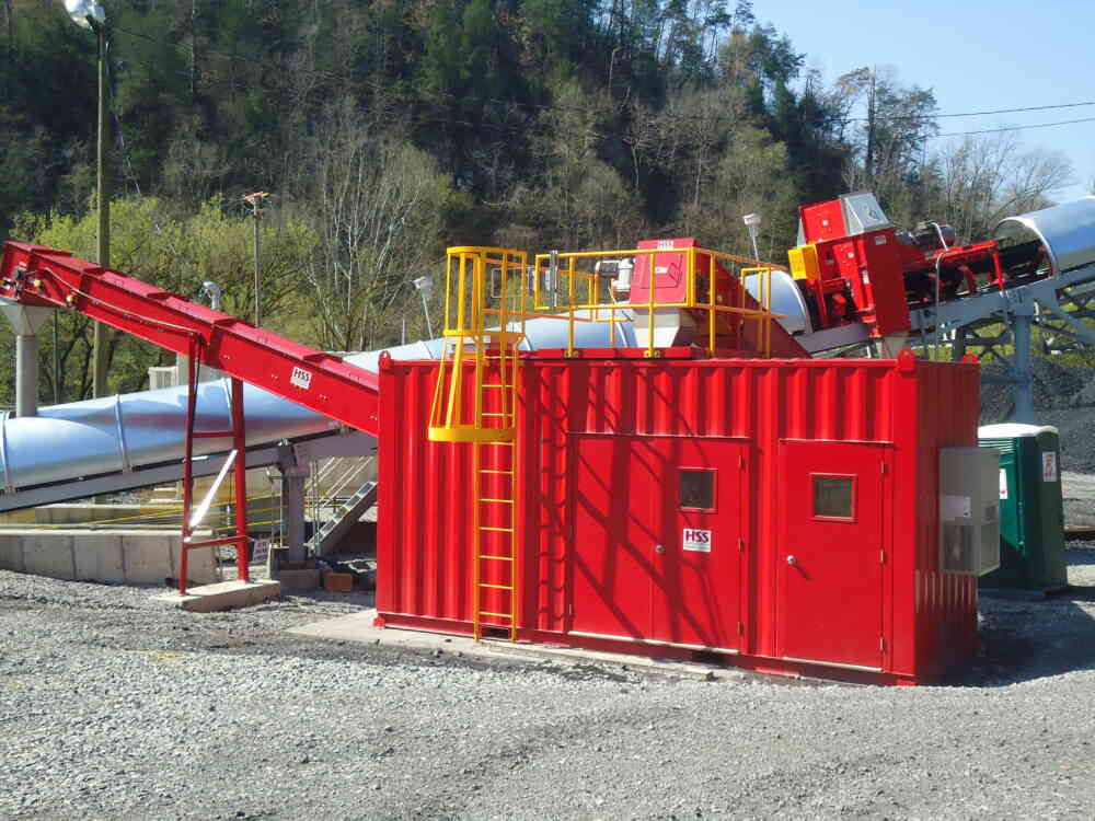 Two Stage System at LDH Energy