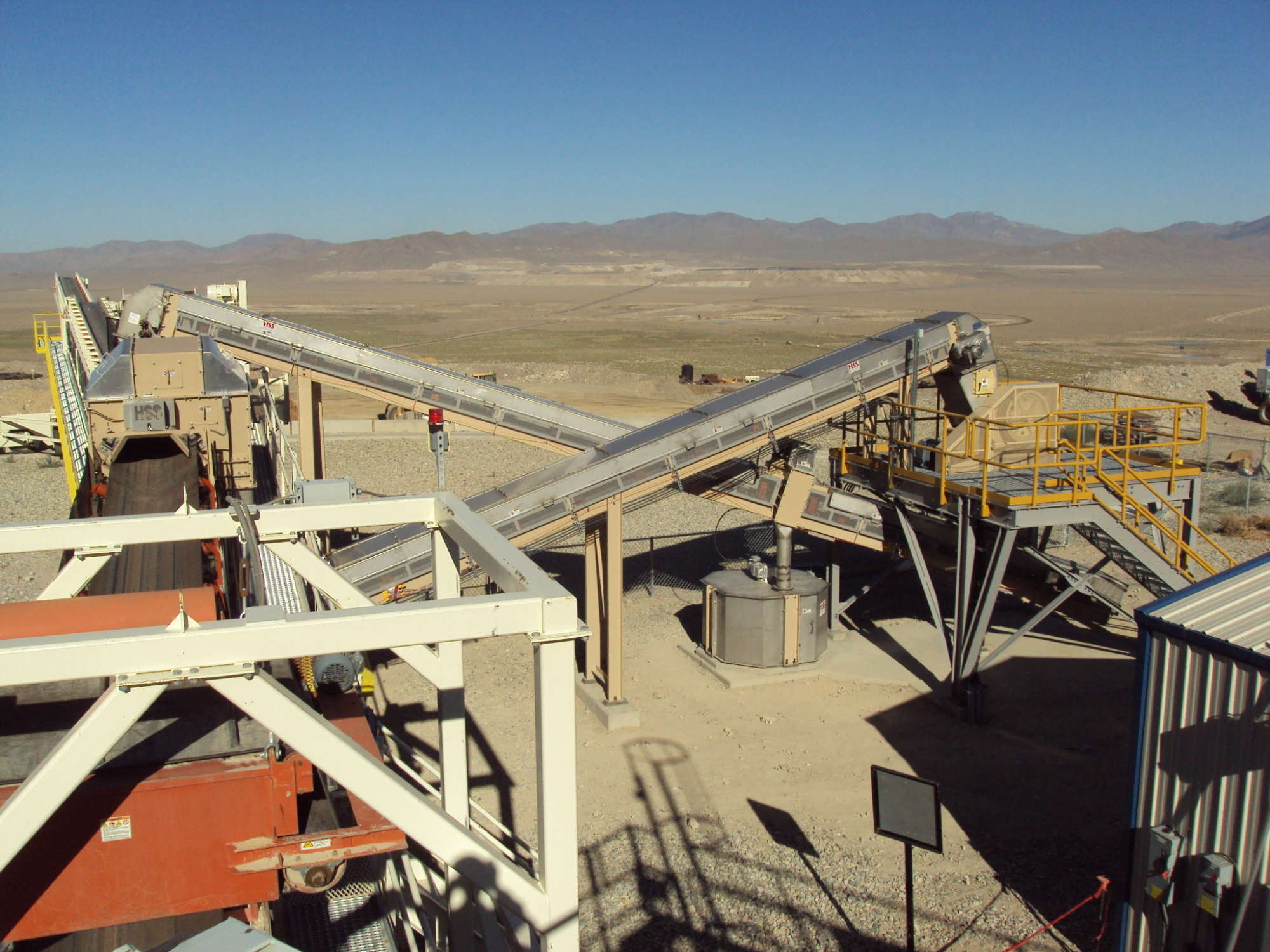 Barrick System View 2