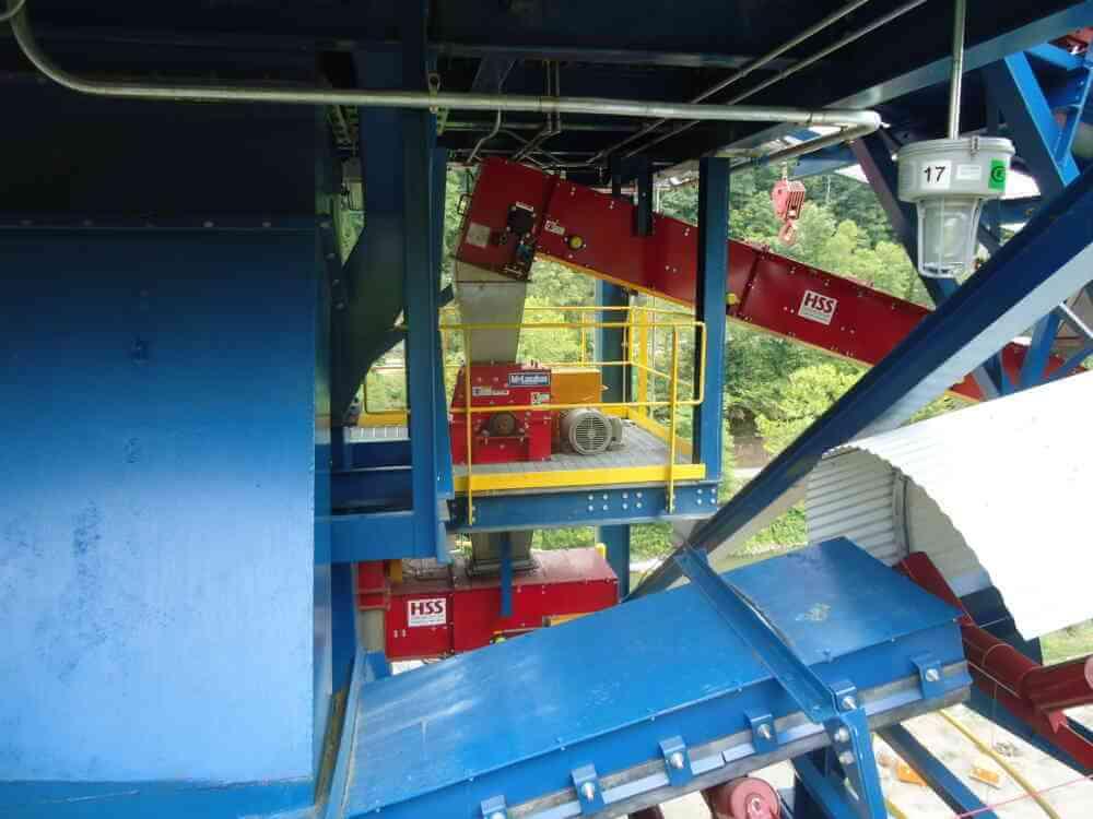 Sampling Hammermill