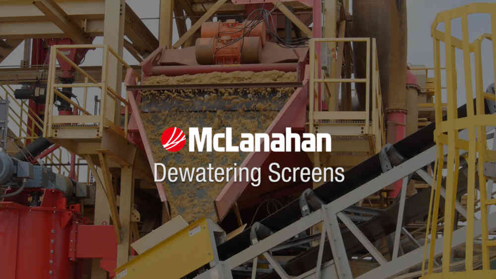 Dewatering Screens