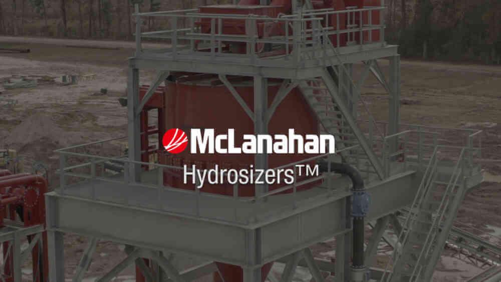 Hydrosizers