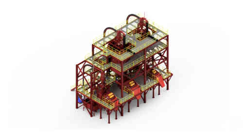 Industrial Sand Plants