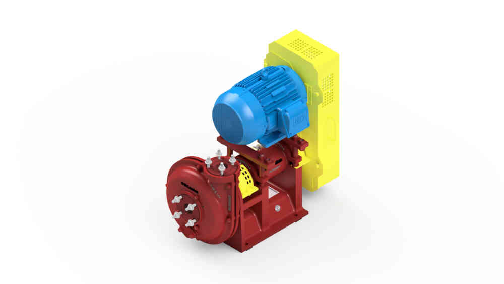 Mc Lanahan Slurry Pump