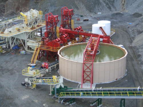 High Rate Thickener