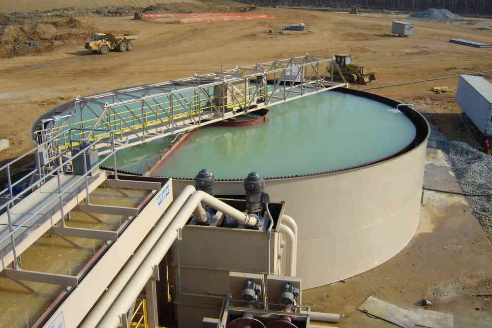 High Rate Thickener 1