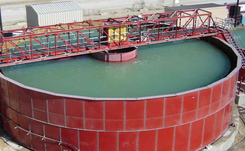 High Rate Thickener 005