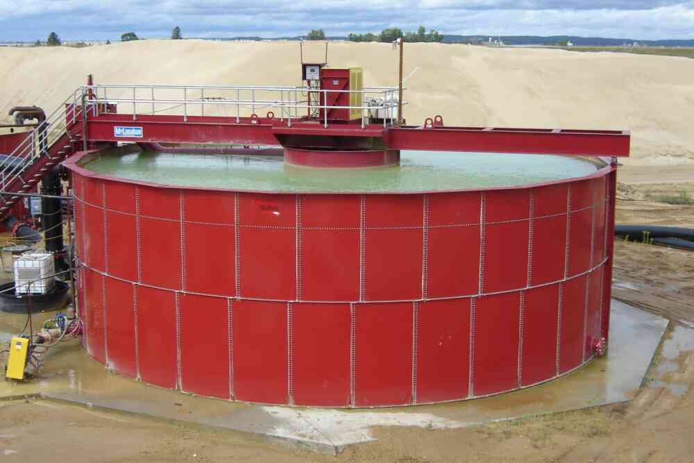 When To Use A High-Density Thickener