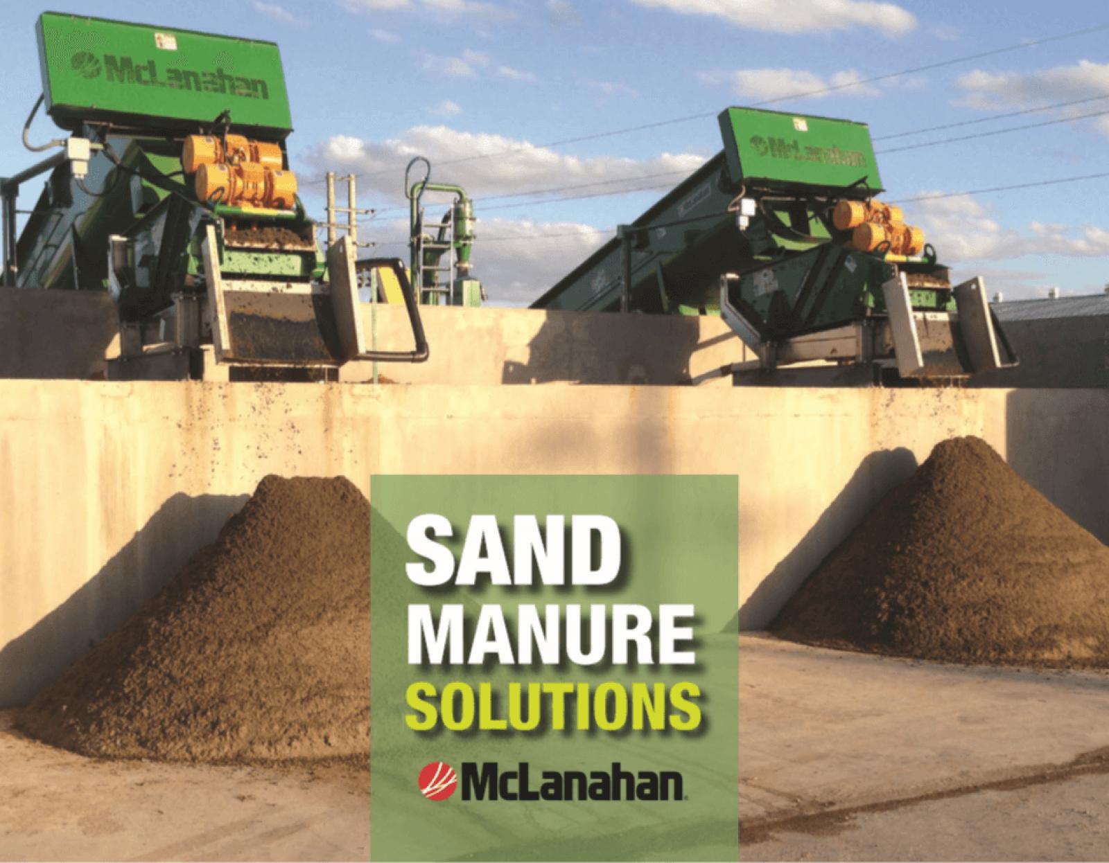 Sand Manure Solutions Brochure Image