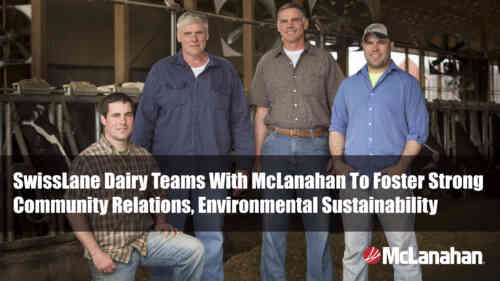 SwissLane Dairy Case Study on Sand-Manure Separation
