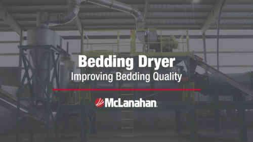 Bedding Dryer - Improving Bedding Quality
