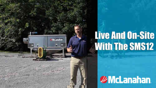 Live And On-Site With The SMS12