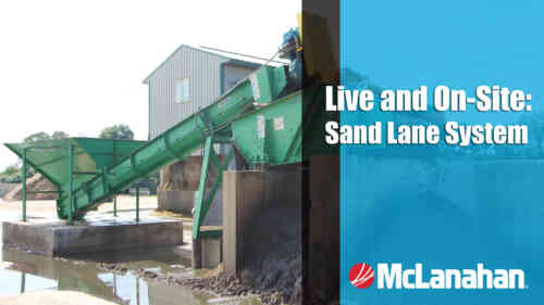 Sand Lane System Webinar