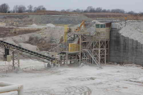 APAC Quarry Case Study On Crushing with MaxCap 600