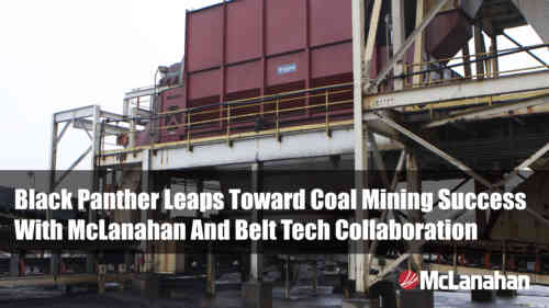 Black Panther Mining Case Study On Rotary Breakers