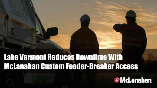 Lake Vermont Case Study On Feeder-Breakers
