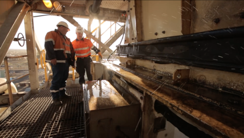 New Acland Coal Mine Case Study On DDC-Sizers