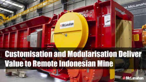 Feeder Breaker To Indonesian Mine Featured Au